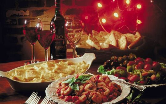 Italian Food Is the Perfect Combination