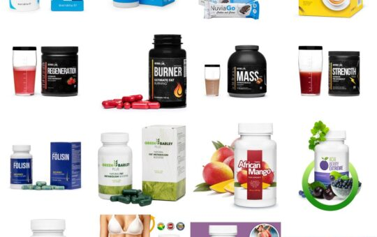 the Best Diet Products